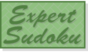 Expert Sudoku: a new expert puzzle every day.